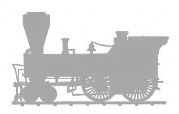 All Aboard train pic