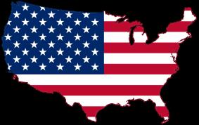 america as a flag